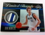 Panini America 11-12 Limited Basketball Mem 3