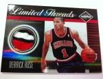 Panini America 11-12 Limited Basketball Mem 30