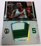 Panini America 11-12 Limited Basketball Mem 36