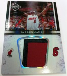 Panini America 11-12 Limited Basketball Mem 37
