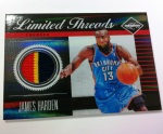 Panini America 11-12 Limited Basketball Mem 4