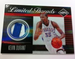 Panini America 11-12 Limited Basketball Mem 5