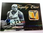 Panini America 11-12 Limited Basketball Mem 54