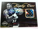 Panini America 11-12 Limited Basketball Mem 58