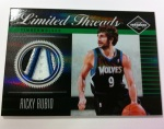 Panini America 11-12 Limited Basketball Mem 6