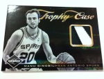Panini America 11-12 Limited Basketball Mem 61
