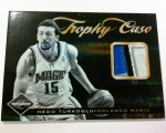 Panini America 11-12 Limited Basketball Mem 78