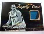 Panini America 11-12 Limited Basketball Mem 79