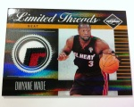 Panini America 11-12 Limited Basketball Mem 8