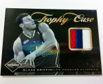 Panini America 11-12 Limited Basketball Mem 83