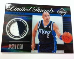 Panini America 11-12 Limited Basketball Mem 9