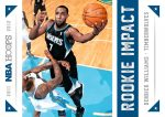Panini America 2012-13 NBA Hoops Rookie Impact 10