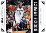 Panini America 2012-13 NBA Hoops Rookie Impact 12