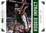Panini America 2012-13 NBA Hoops Rookie Impact 15