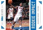 Panini America 2012-13 NBA Hoops Rookie Impact 2