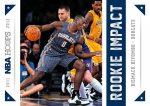 Panini America 2012-13 NBA Hoops Rookie Impact 20