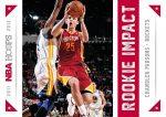 Panini America 2012-13 NBA Hoops Rookie Impact 8