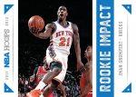 Panini America 2012-13 NBA Hoops Rookie Impact 9