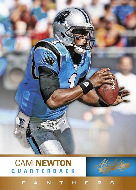 Panini America 2012 Absolute FB 1