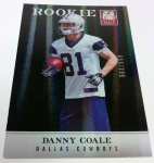 Panini America 2012 Elite Football QC 10