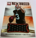 Panini America 2012 Elite Football QC 38