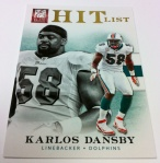 Panini America 2012 Elite Football QC 45