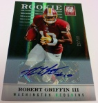 Panini America 2012 Elite Football QC 60