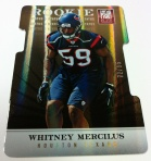 Panini America 2012 Elite Football QC 63