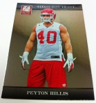 Panini America 2012 Elite Football QC 78