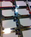 Panini America 2012 National Auto Mem 1