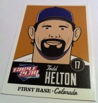 Panini America 2012 Triple Play Break 46