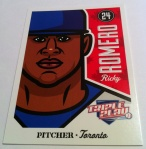 Panini America 2012 Triple Play Break 62