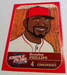 Panini America 2012 Triple Play Break 88