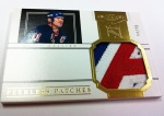 Panini America Dominion Peerless Patches 19