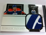 Panini America Dominion Peerless Patches 2
