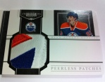 Panini America Dominion Peerless Patches 3