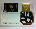 Panini America Dominion Peerless Patches 4
