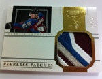 Panini America Dominion Peerless Patches 5