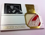 Panini America Dominion Peerless Patches 8