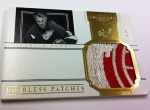 Panini America Dominion Peerless Patches 9