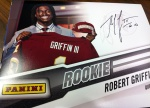 Panini America National Instant-Win Auto 17