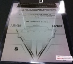 Panini America National Printing Plates 19