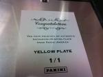 Panini America National Printing Plates 21