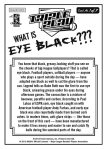 Panini America Triple Play Eye Black 1b