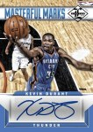 Panini America 2012-13 Limited Basketball Durant