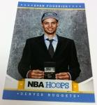 Panini America 2012-13 NBA Hoops First Box 10