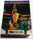 Panini America 2012-13 NBA Hoops First Box 60