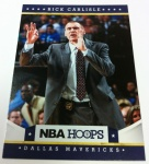 Panini America 2012-13 NBA Hoops QC 11