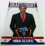 Panini America 2012-13 NBA Hoops QC 25