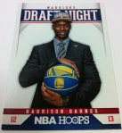Panini America 2012-13 NBA Hoops QC 26
